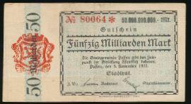 Пассау., 50000000000 марок (1923 г.)