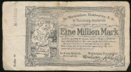 Дуйсбург-Майдерих., 1000000 марок (1923 г.)