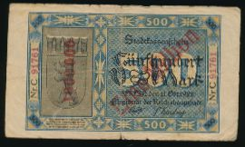 Берлин., 1000000 марок (1922 г.)