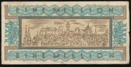 Нюрнберг., 1000000 марок (1923 г.)