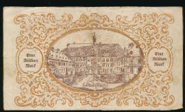 Фульда., 1000000 марок (1923 г.)