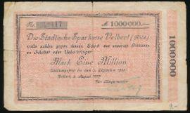Фельберт., 1000000 марок (1923 г.)