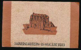 Кайзерслаутерн., 1000000 марок (1923 г.)