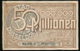 Дюссельдорф., 50000000 марок (1923 г.)
