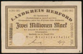 Херфорд., 2000000 марок (1923 г.)