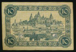 Ашаффенбург., 10 марок