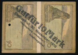 Линдау., 20 марок (1919 г.)