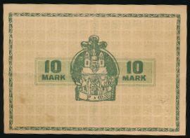 Вормс., 10 марок (1919 г.)