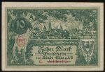 Ульм., 10 марок (1918 г.)