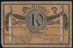 Циттау., 10 марок (1918 г.)