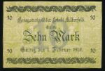 Эльберфельд., 10 марок (1919 г.)