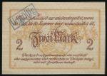 Нотгельды Германии, 2 марки (1919 г.)
