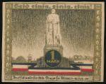 Гамбург., 1 марка (1921 г.)