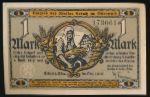 Эрбах в Оденвальде., 1 марка (1918 г.)