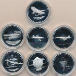 Либерия, Набор монет (2003 г.)