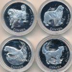 Канада, Набор монет (1997 г.)