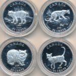 Канада, Набор монет (1999 г.)