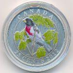 Канада, 25 центов (2012 г.)