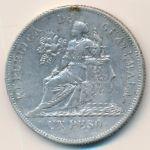 Гватемала, 1 песо (1894 г.)