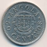 Ангола, 50 сентаво (1923 г.)