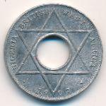 Британская Западная Африка, 1/10 пенни (1907 г.)