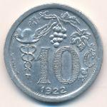 Эперне., 10 сентим (1922 г.)