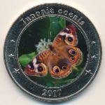 Западные Малые Зондские острова, 1 доллар (2017 г.)