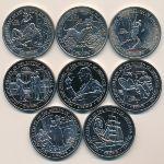 Гибралтар, Набор монет (1994 г.)