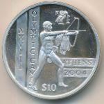 Сьерра-Леоне, 10 долларов (2003 г.)