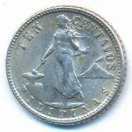 Филиппины, 10 сентаво (1944 г.)
