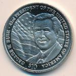 Либерия, 10 долларов (2002 г.)