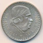 Мексика, 1 песо (1947 г.)