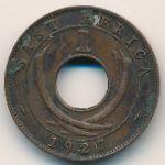 Восточная Африка, 1 цент (1927 г.)
