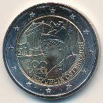 Австрия, 2 евро (2018 г.)