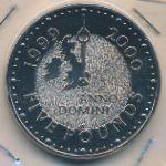 Великобритания, 5 фунтов (2000 г.)