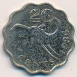 Свазиленд, 20 центов (1986 г.)