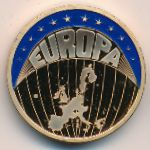 Европа, 1 экю (1999 г.)