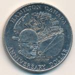 Канада, 1 сувенирный доллар (1971 г.)