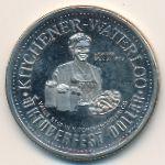Канада, 1 сувенирный доллар (1973 г.)
