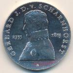 ГДР, 10 марок (1980 г.)
