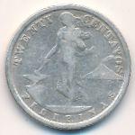 Филиппины, 20 сентаво (1921 г.)