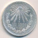 Мексика, 1 песо (1938 г.)