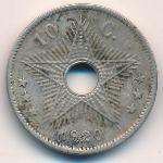 Бельгийское Конго, 10 сентим (1920 г.)