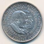 США, 1/2 доллара (1952 г.)