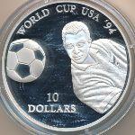 Науру, 10 долларов (1994 г.)