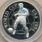 Ямайка, 25 долларов (1994 г.)