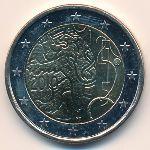 Финляндия, 2 евро (2010 г.)
