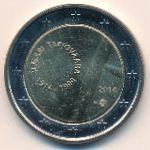 Финляндия, 2 евро (2014 г.)