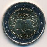 Финляндия, 2 евро (2007 г.)