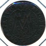 Germany, Token, 1568